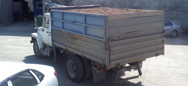 Доставка керамзита в Казани на своей машине